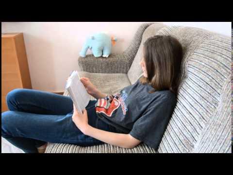 Социальный ролик о пользе чтения