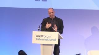 Yanis Varoufakis on the state of Europe and the Euro