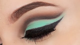 Mint Cut Crease