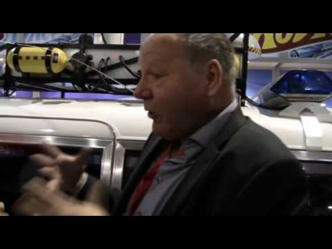 Michael Gross talks a bout ghostbusters at SDCC 2010 part 1.flv Video
