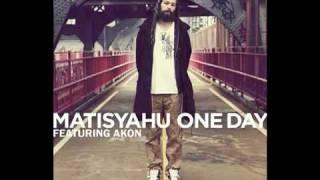 Matisyahu Feat Akon One Day Studio Version Hq