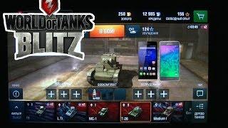 Explay Indigo и Galaxy Alpha - World Of Tanks Blitz