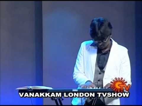 Munbe Munbe Vaa - Naresh Iyer doing it LIVE!