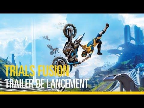 Trials Fusion - Trailer de lancement !