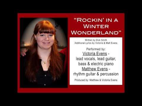 Rockin' In A Winter Wonderland - Victoria Evens