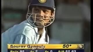 Best Cricket Match India Vs Pakistan 1999