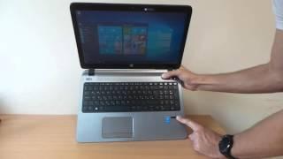 HP ProBook 450 G2 külső bemutató videó