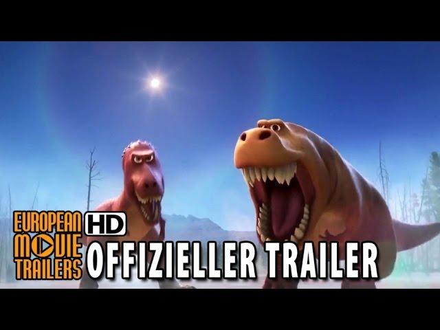 DER GUTE DINOSAURIER Offizieller Trailer Deutsch | German (2015) HD