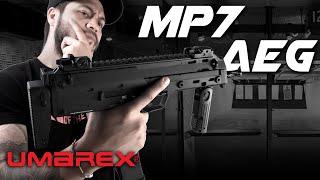 Umarex MP7 AEG, EVO Killer? - RedWolf Airsoft RWTV
