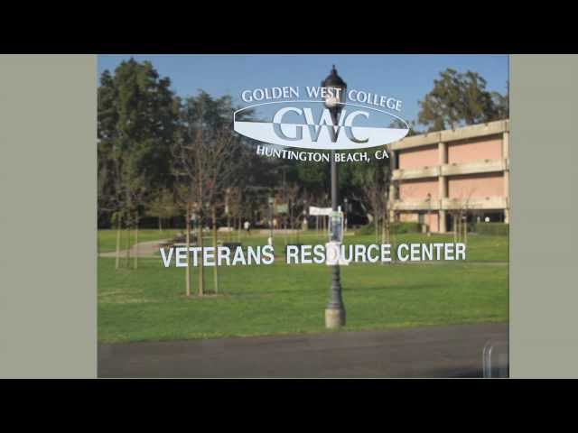 Veterans Resource Center - Golden West College