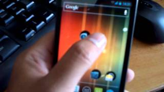 Cm nhn ban u v 4.0 trn HTC HD2