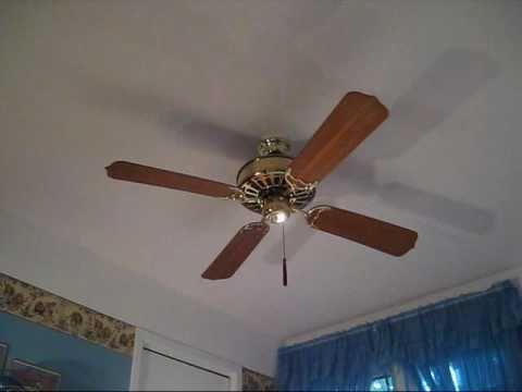 1980 Casablanca Zephyr 132 Cm 52 Ceiling Fan Youtube