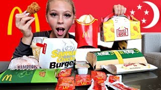 TRYING MCDONALD'S IN ANOTHER COUNTRY *SECRET MENU*