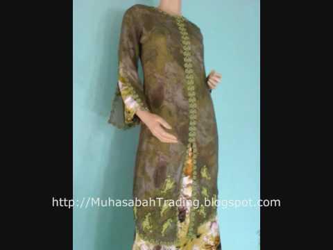 Senarai pemborong wholesale tudung Abaya Collection modern style