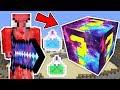 GALAKSİ ŞANS BLOKLARI CHALLENGE (SONSUZLUK) - Minecraft