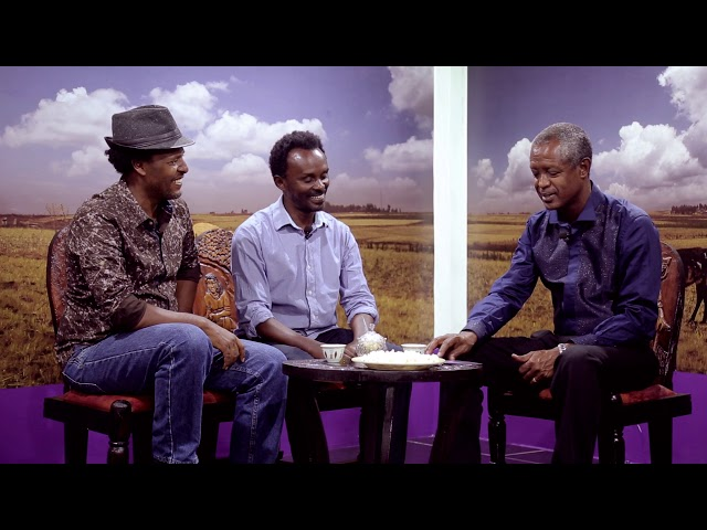 Tibeb Be Fana: Interview With Artist Benyam Worku With Dereje Haile