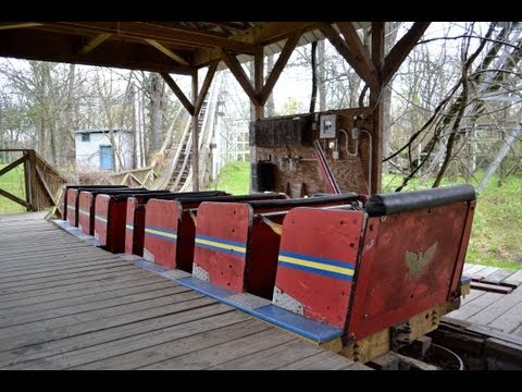 Abandoned Amusement Park - PA