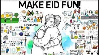 HOW TO MAKE EID FUN - Abdul Majid Animated