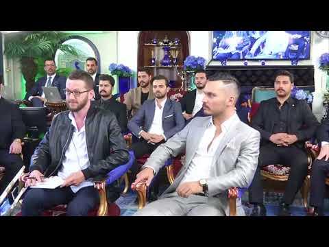 Mr. Adnan Oktar's Interview by Asaf Ronel, World News Editor of...