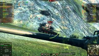 World of Tanks ис7 лбз тт 15