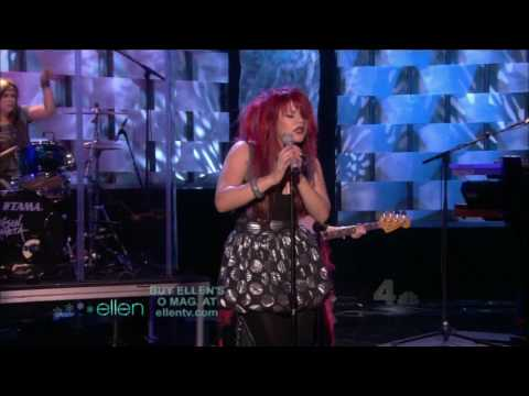 Allison Iraheta - Friday I