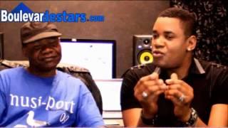 Le chanteur NIBOMA donne des conseils à FERRE GOLA