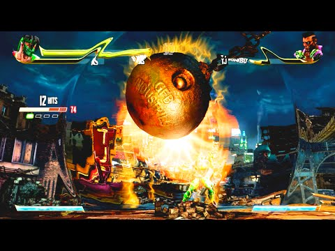 Killer Instinct All Stage Ultras (Stage Fatalities)