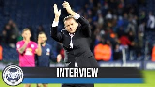 Westley On The 2-2 Draw With West Brom