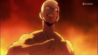 Epic fight of Saitama (One Punch Man)