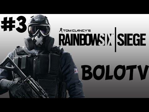 Rainbow Six Siege PL [Gameplay/Zagrajmy #3] - Gra Thermite