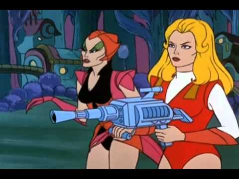He Man &  She Ra: O Segredo da Espada Magica Music Videos