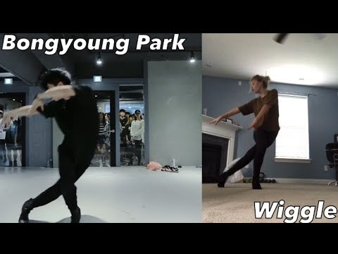 Bongyoung Park- Wiggle Dance Cover