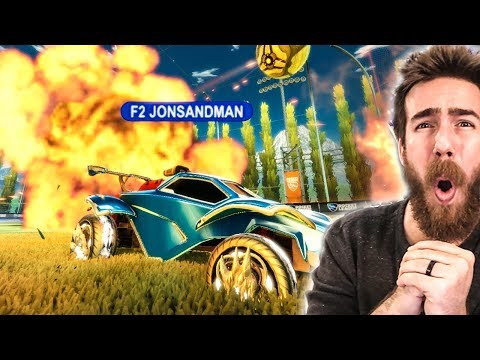 THE CONSTANT DEMOLITION ROCKET LEAGUE CHALLENGE! | NOOB VS PRO