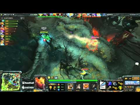 FlipSid3 vs Menace Game 2 - RaidCall EMS One Group Stage DOTA 2 - TobiWan