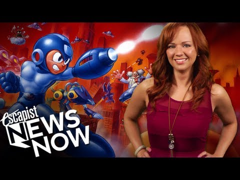 MEGA MAN X FPS CANCELLED (Escapist News Now)