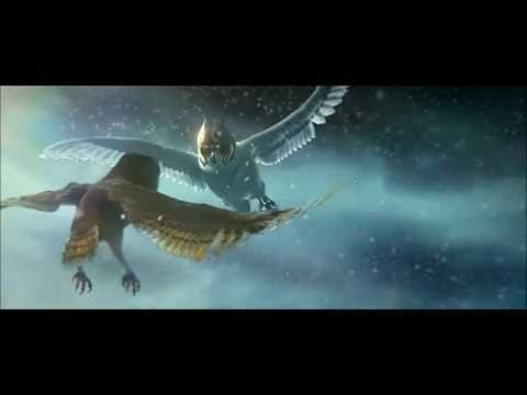 legend of the guardians the owls of ga'hoole - host of seraphim HD