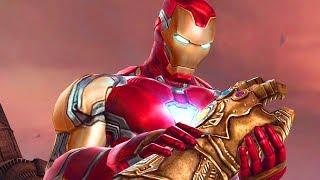 Avengers: Endgame Legendary Battle + Ending   Marvel: Future Fight