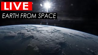 NASA ISS Live Stream - Earth From Space | ISS LIVE FEED : ISS Tracker + Live Chat