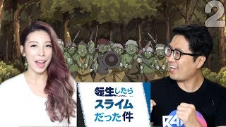 """""""Good Goblins"""" - That Time I Got Reincarnated As A Slime Episode 2 Reaction!"""