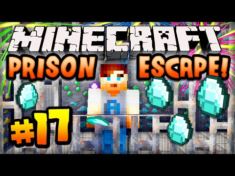 Minecraft PRISON ESCAPE - Episode #17 w/ Ali-A! -