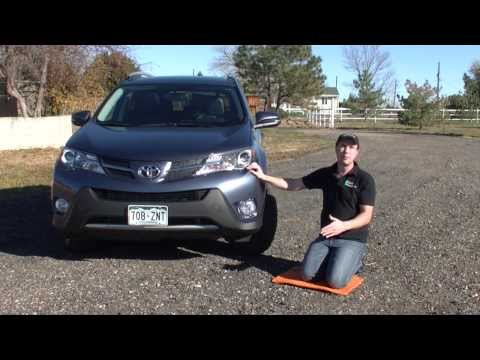 Real Videos: 2013 Toyota RAV4 Limited All-Wheel Drive