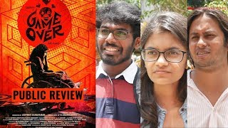 Game Over Public Review | BOI- BY- THE PEOPLE | Taapsee Pannu | Aunrag Kashyap