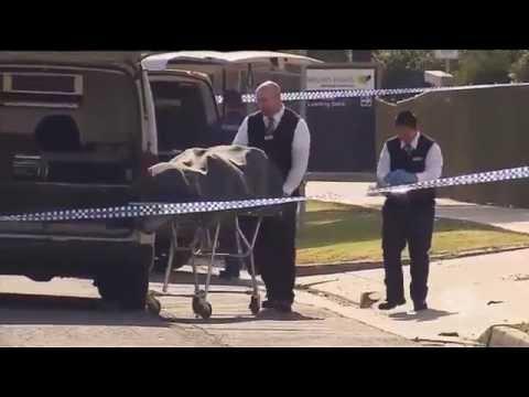 Murdered Man's Body Found - St Albans, Melbourne (2013)