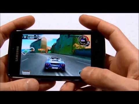 Asphalt 5 Для Андроид 240X320