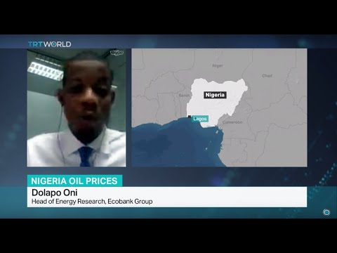 Interview with Dolapo Oni from Ecobank Group on Nigeria oil prices