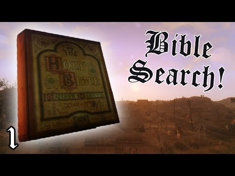 New Vegas Mods: The Search for the Word! - Part 1