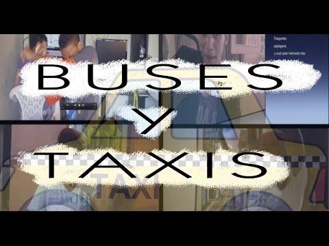 TAXIS Y BUSES COLOMBIANADAS