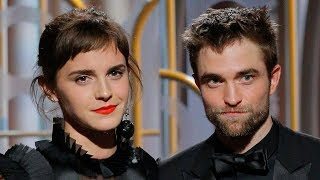 Emma Watson & Robert Pattinson Have Harry Potter Reunion & Fans FREAK Out