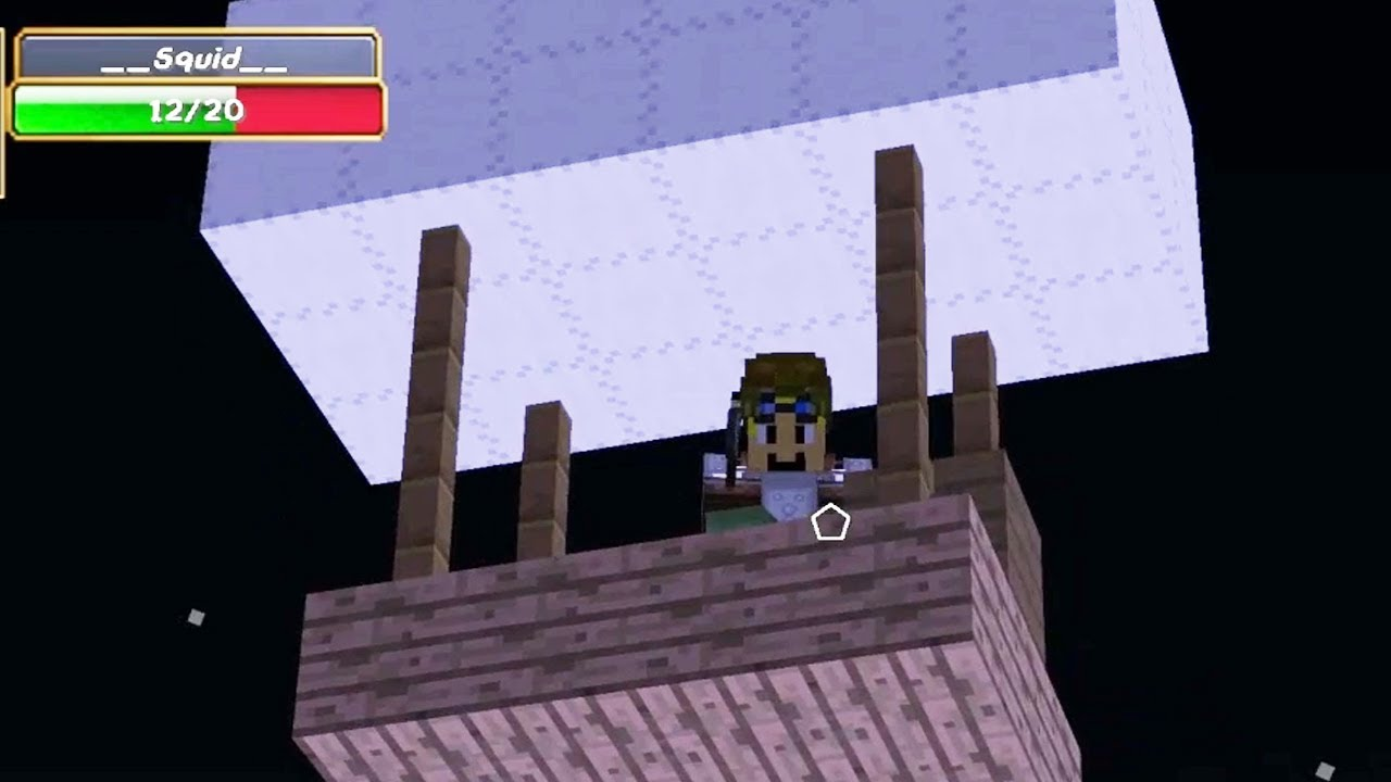 Minecraft Iballisticsquid Race To The Moon