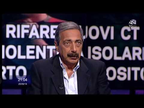 La morte di Ciro Esposito. Il commento di Marino Bartoletti a TGtg